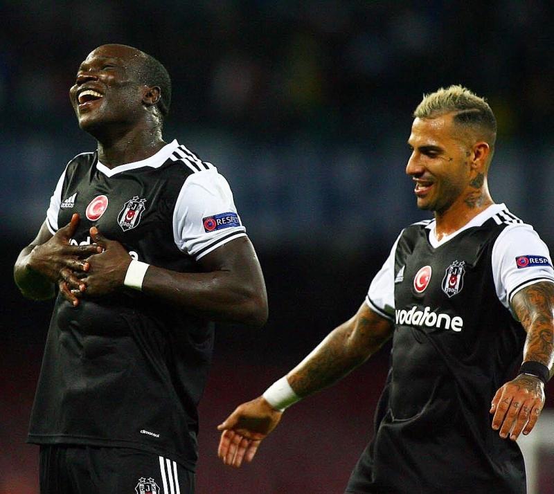 Napoli 2 - 3 Beşiktaş
