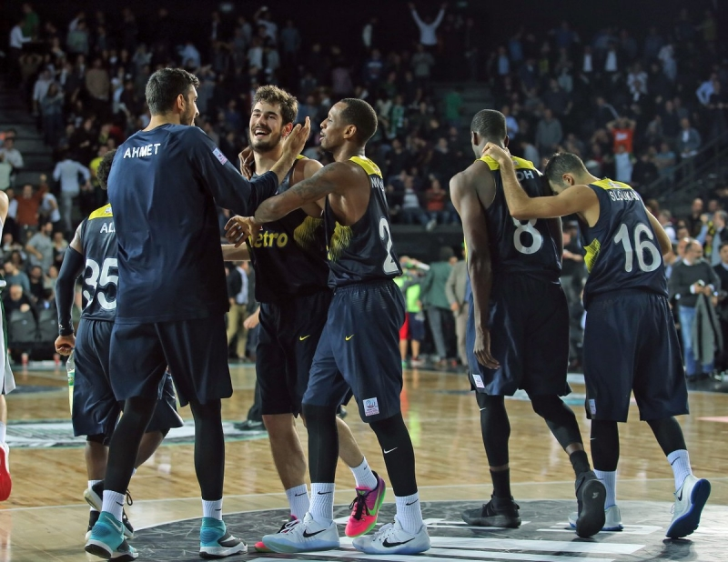 Nefes kesen son! Darüşşafaka Doğuş 78 - 79 Fenerbahçe