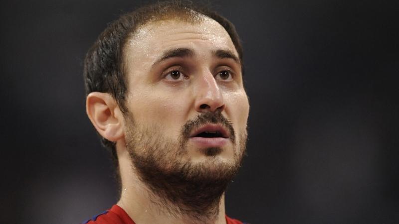 Nenad Krstic'in Galatasaray'la yolları ayrıldı