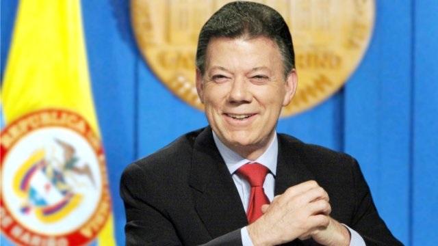 Nobel Barış Ödülü'nün sahibi Kolombiya Devlet Başkanı oldu!