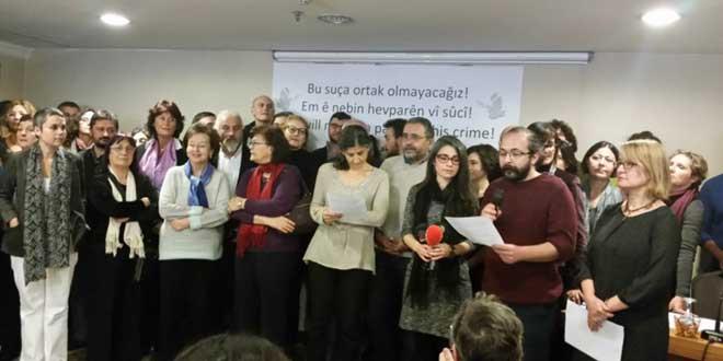 OHAL KHK'si Barış İçin Akademisyenleri vurdu!