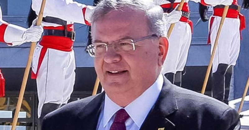 Öldürülen Yunan büyükelçinin katili polis çıktı