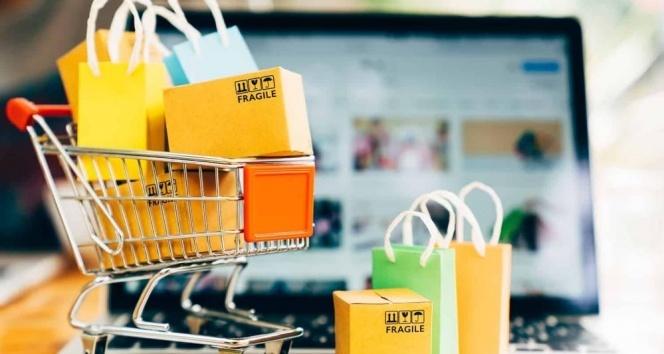 Online alışveriş oranında artış yaşandı