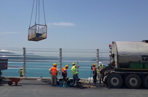 Osman Gazi Köprüsü hizmete hazır!