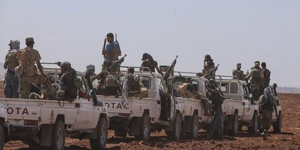 'ÖSO içinden bir grup Fırat Kalkanı Operasyonu'ndan çekildi' iddiası!