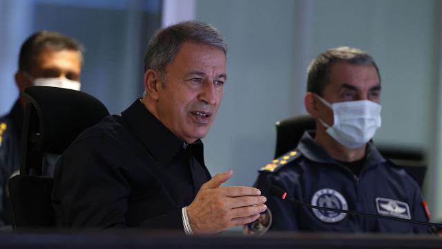 Pençe-Şimşek ve Pençe-Yıldırım Operasyonlarında Bölge Sorumlusu Terörist Etkisiz Hale Getirildi