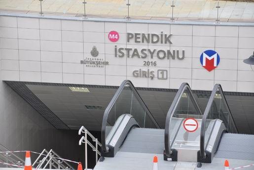 Pendik-Tavşantepe Metro Hattı hizmete başlıyor!