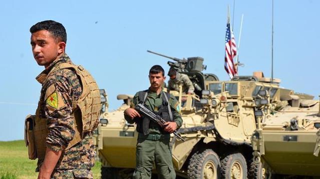 Pentagon, YPG/PKK'nın da dahil olduğu program için bütçeden 522 milyon dolar istedi