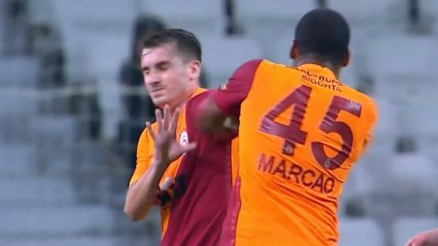 PFDK'dan Marcao'ya 8 maç ceza