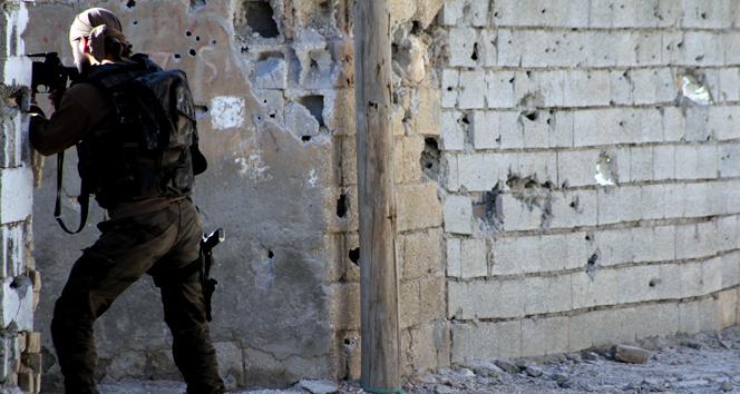 Hakkari Çukurca'da PKK temizliği