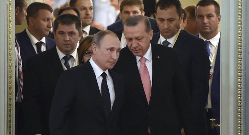 Erdoğan ve Putin ortak basın açıklaması yaptı