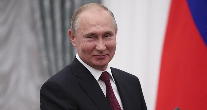 Rusya Devlet Başkanı Putin: 'Ortak projemiz Akkuyu Nükleer Güç Santrali'nin inşaatında yeni bir dönem başlıyor'