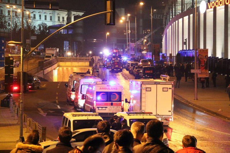 Saldırıda hayatını kaybeden iki kişinin kiliği belli oldu