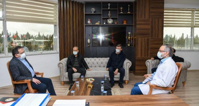 Samsun Büyükşehir Belediye Başkanı Mustafa Demir: 'Konuyu sıkı sıkıya takip ediyoruz'