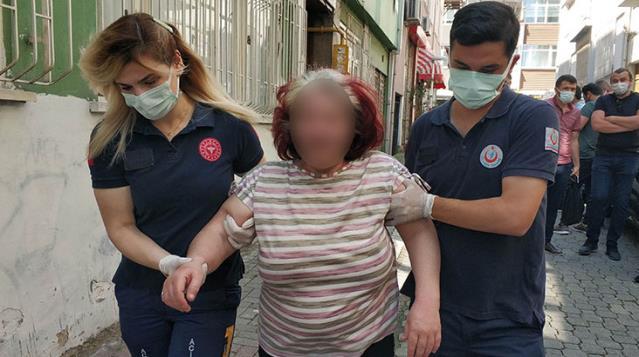 Samsun'da Bir Kadın Doğal Gazı Açarak İntihara Kalkıştı