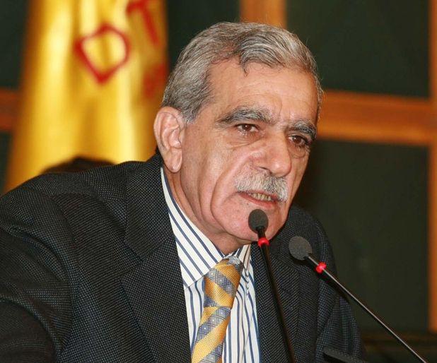 Savcılıktan Ahmet Türk açıklaması