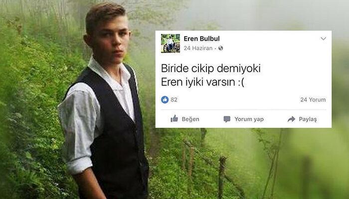 Şehit Eren Bülbül'ün o paylaşımı 4 yıl sonra yeniden gündem oldu