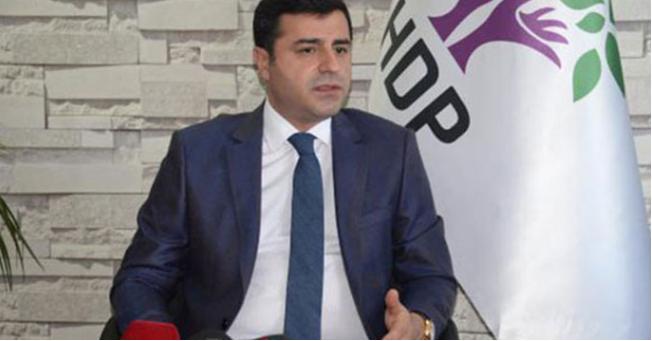 PKK, terör örgütü değil devlet terörüne tepki olarak ortaya çıkmış bir şiddet örgütüdür