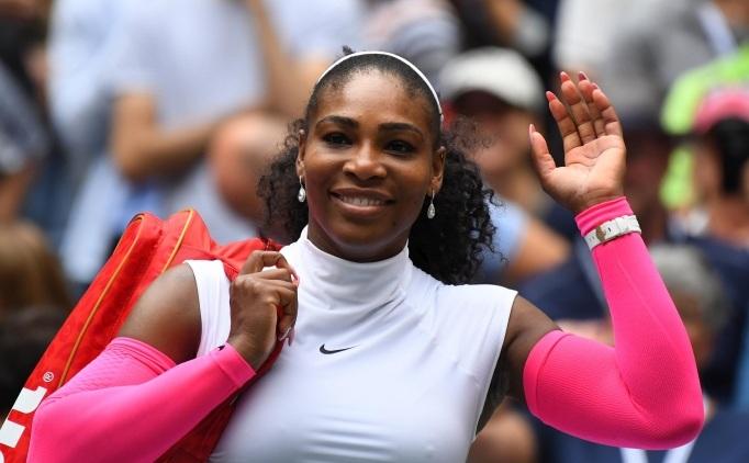 Serena Williams ABD Açık'ta tarihe geçti