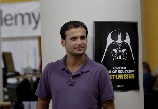 Silikon Vadisinin Son Dahi Girişimcisi, Türk Genci