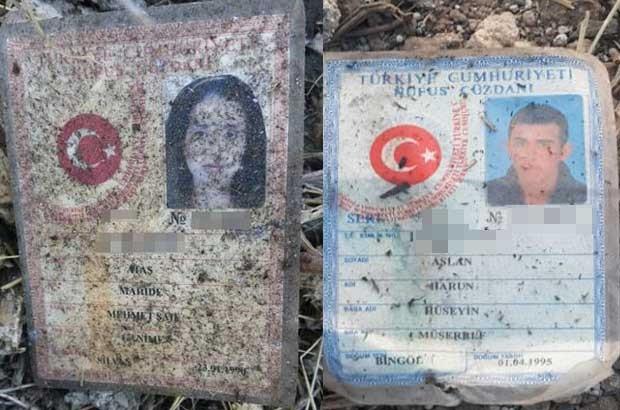 Ankara bombacılarının kimlikleri ortaya çıktı!