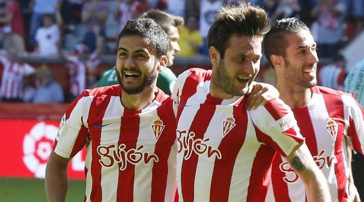 Sporting Gijon'da 36 yıl sonra bir ilk gerçekleşti