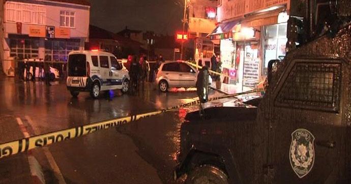 Sultanbeyli'de saldırı: 4 kişi yaralandı!