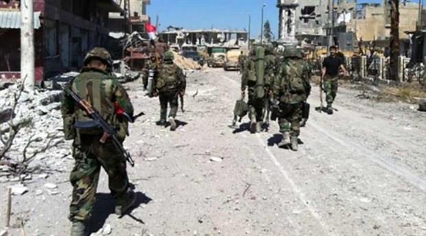 Suriye ordusundan cihatçı gruplara kuşatma!