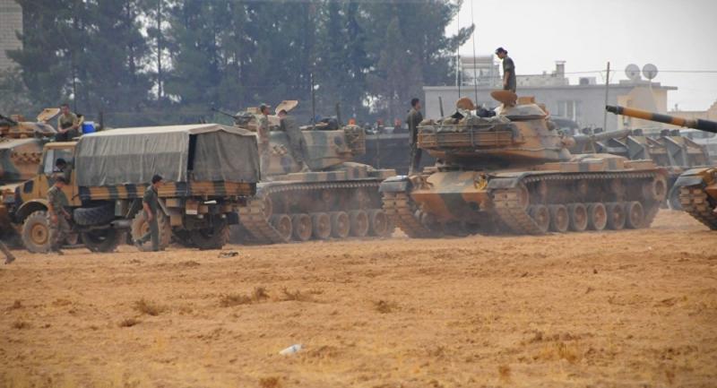 Suriye'de 40. gün! TSK'dan Fırat Kalkanı açıklaması