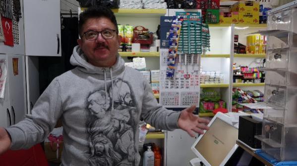 Talihli Adam 5 TL'lik Kazı Kazan Kartından 200 Bin TL Kazandı