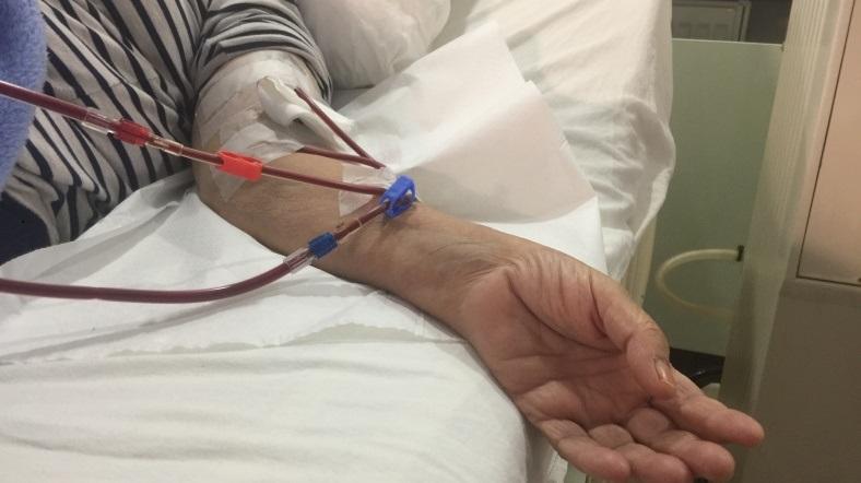 Tekirdağ'da Hepatit-C krizi!