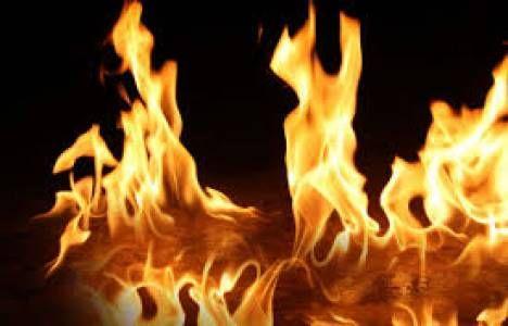 Telekom'da Yangın Alarmı