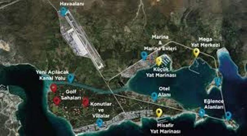 TKP İzmir İl Örgütü'nden Çeşme Projesi Açıklaması