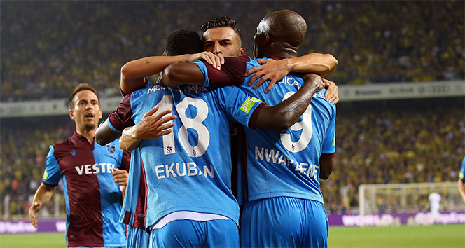 Trabzonspor, Fenerbahçe rekabetinde 129. randevu