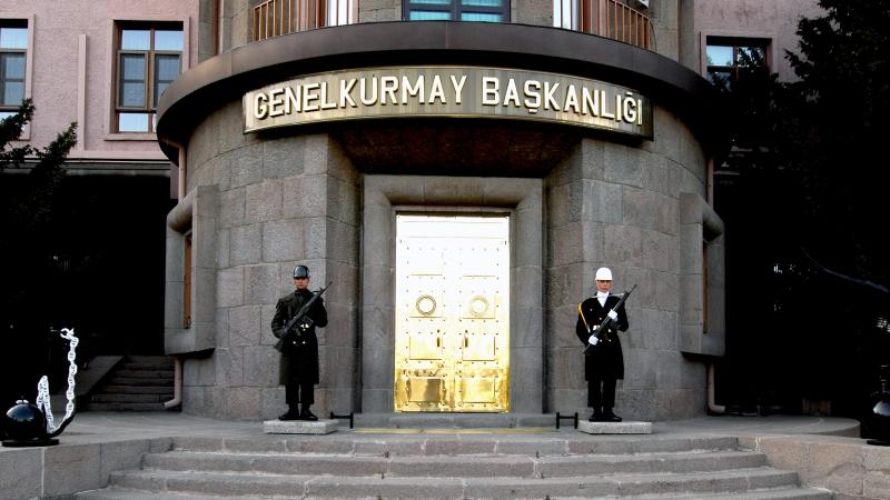 TSK: Tunceli'de 8 terörist ölü olarak ele geçirildi