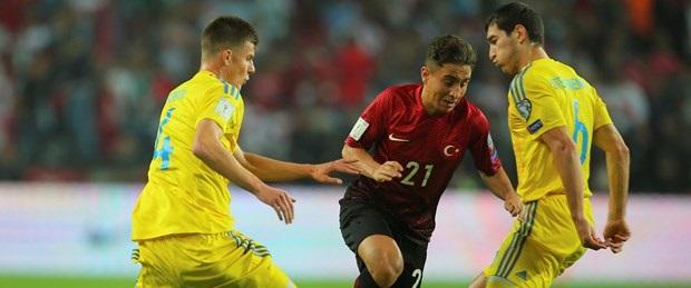 Türkiye 2 - 2 Ukrayna