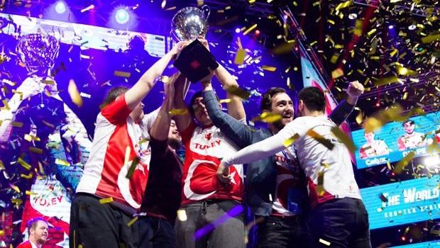 Türkiye, CS: GO'da Dünya Şampiyonu oldu