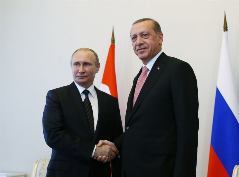 Uçak krizinden sonra bir ilk: Rus lider Putin Türkiye'de!