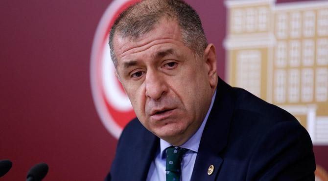 Ümit Özdağ'a MHP'den kötü haber