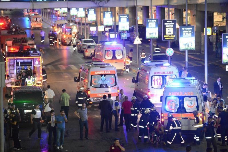 Atatürk Havalimanı tutuklu sayısı 30'a yükseldi