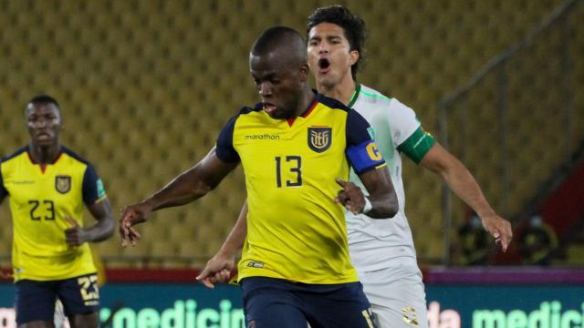 Valencia milli takımda 33 gol attı