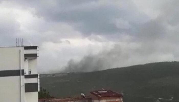 Vatandaşlardan 'kömür tozu' isyanı: Pencereleri açamıyoruz