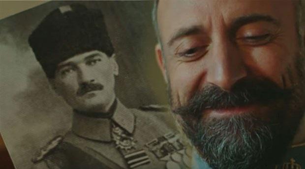 'Vatanım Sensin'e Atatürk Karakteri Dahil Ediliyor