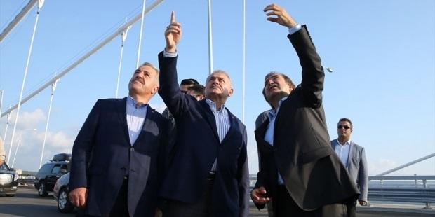 Yıldırım:'İstanbul doğu ile batının köprüsüdür'