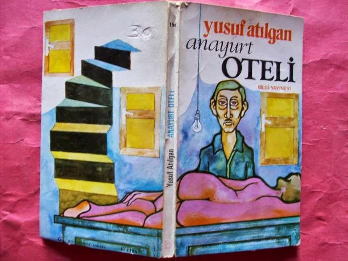 Yusuf Atılgan'ın Anayurt Oteli İngilizceye çevrildi