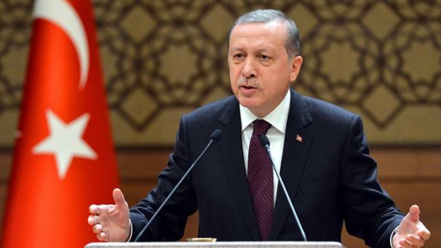Erdoğan'dan Temsilciye Eleştiri