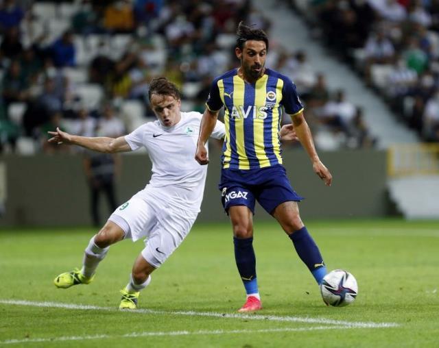 Vitor Pereira, İrfan Can Kahveci'nin yeteneklerine hayran kaldı! Artık sahada serbest