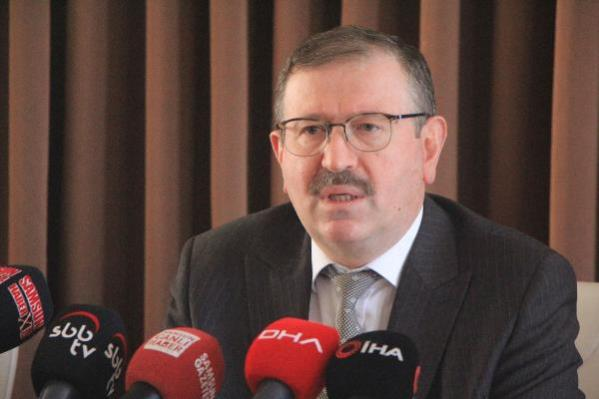 Samsun'da esnafa 1000 lira yardım