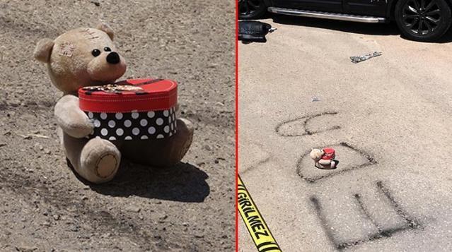 Sevgilisine sürpriz yapmak isteyen adam, gürültüden rahatsız olan komşuyu vurdu