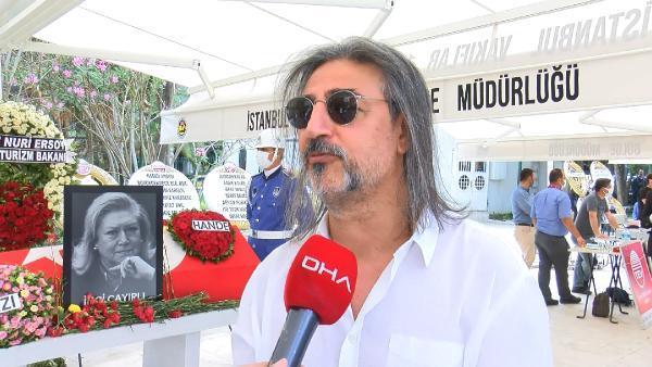 Türk Sanat Müziği Sanatçısı İnci Çayırlı son yolculuğuna uğurlandı